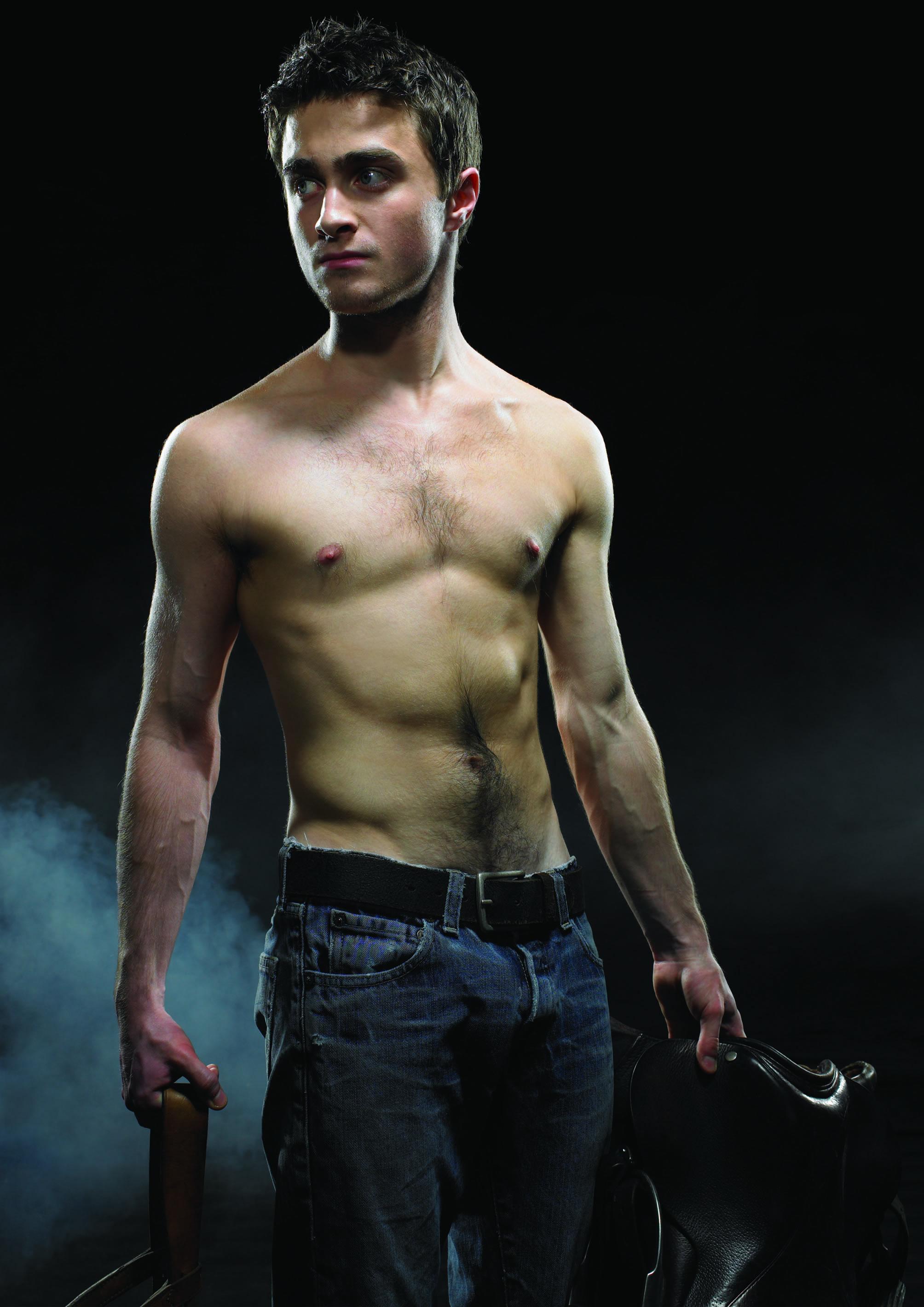 Дэниел Рэдклифф фото голый (Daniel Radcliffe photos nude) .